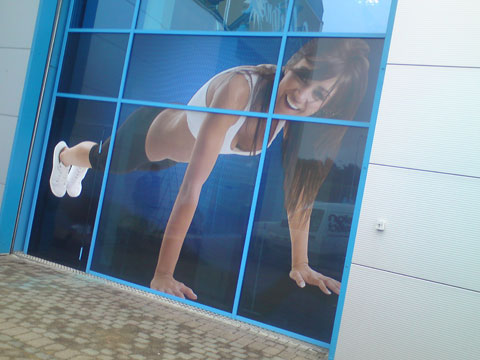 Window & Glass Graphics